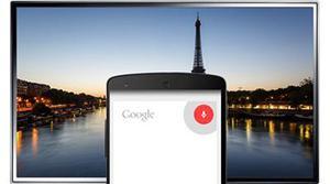 Chromecast ya permite utilizar fondos de pantalla en el televisor