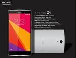 Sony avanza en el desarrollo de su Xperia Z4