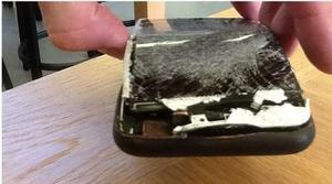 Explota un iPhone 6 produciendo quemaduras de segundo grado