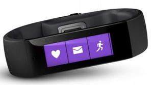 La pulsera wearable de Microsoft sale a la luz
