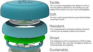 Flic: El botón inalámbrico programable