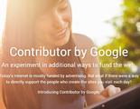 Google propone un bloqueador de anuncios de pago con Contributor