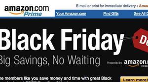 Se acerca el Black Friday: Amazon prepara sus ofertas