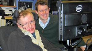 Intel mejora el sistema de escritura de Stephen Hawking