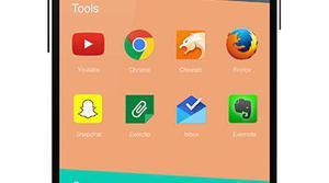Primeras imágenes de OxygenOS, la nueva ROM de OnePlus One
