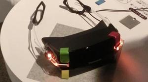 Panasonic también desarrolla su propio modelo de gafas VR