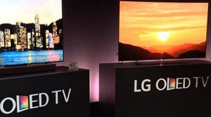 Se filtra el precio de la nueva televisión OLED 4K de LG