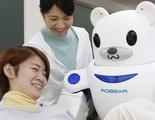 En Japón crean el enfermero del futuro: un oso robot