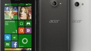 Liquid M220, el primer Acer Liquid con Windows Phone 8.1.