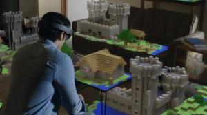 HoloLens tendrá juegos en Xbox One y PC Windows 10, Microsoft en GDC 2015