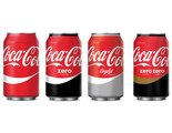 Coca-Cola cambia el diseño de sus latas, comparativa del nuevo y el anterior