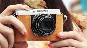 Olympus Stylus SH-2, estética retro para una gran compacta