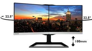 Philips nos ofrece dos monitores en el cuerpo de uno
