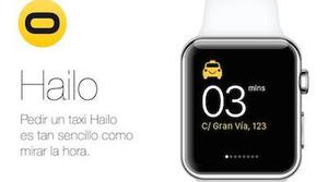 HAILO, la pirmera Taxi App para el Apple Watch
