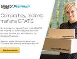 Amazon añade el envío a domicilio en un día de forma gratuita para Amazon Prime