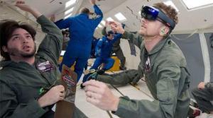 Microsoft llevará las HoloLens al espacio gracias a Project Sidekick