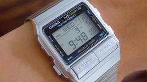 Casio anuncia que sacará smartwatch en 2016