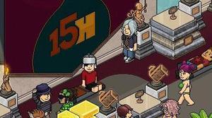 Habbo celebrará su 15º Aniversario con varios concursos