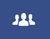 Facebook cambia el icono de amigos por uno más igualitario