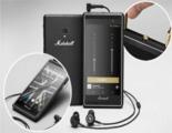 La archiconocida marca de altavoces Marshall crea su propio Smartphone