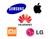 Apple y Samsung continúan mandando en el mercado