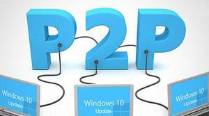 Windows 10 hace uso de tu ancho de banda para distribuir actualizaciones
