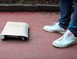 WalkCar, el monopatín motorizado del tamaño de un ordenador portátil