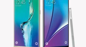 Así son el nuevo Samsung Galaxy Note 5 y el Galaxy S6 edge+