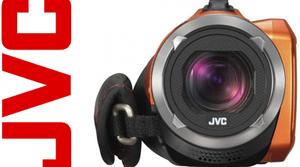 JVC GZ-R450 y GZ-R320, sin miedo al agua