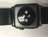 El Apple Watch Sport Space Gray parece ser menos resistente