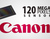 Canon promete una cámara con sensor de 120MP