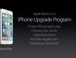 Estrena iPhone cada año con el iPhone Upgrade Program