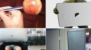 Los memes inundan la red tras la presentación del nuevo iPad Pro y su nuevo Pencil