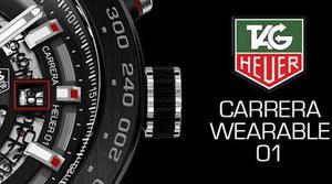 El smartwatch de TAG Heuer debutará el 9 de noviembre