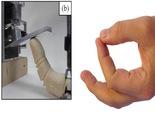 Crean un dedo biónico con una impresora 3D