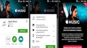 Apple Music llega, por fin, a Android