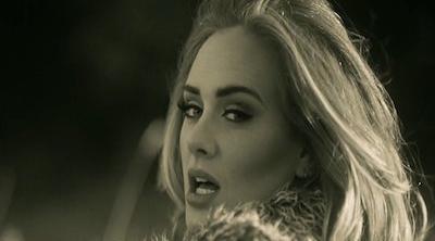 El último disco de Adele, '25', podría quedarse fuera de Spotify