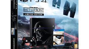 La PlayStation 4 Edición Darth Vader será una exclusiva de El Corte Inglés en España