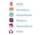 Twitter se prepara para las elecciones en España con emojis de los seis partidos nacionales más importantes