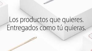 Apple lanza en España la opción 'Recogida en una Apple Store'