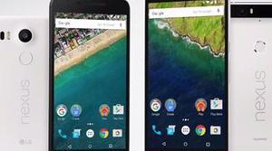 Las pantallas de Nexus 5X y Nexus 6P están dando muchos problemas