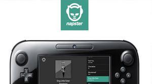 Napster llega a Wii U