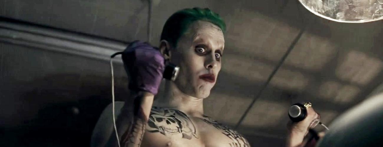 Jared Leto se vio con diferentes criminales para preparar su papel de El Joker