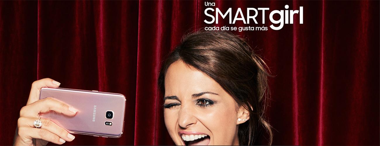 Las SMARTgirl de Samsung: la tecnología sigue siendo territorio masculino