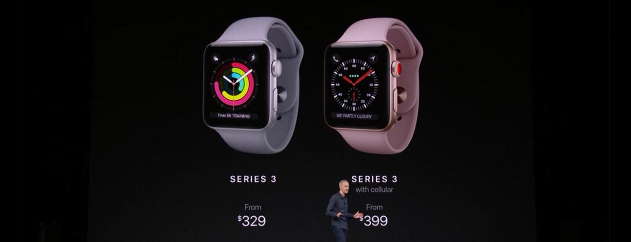 El nuevo Apple Watch Series 3 hace lo mismo que un smartphone