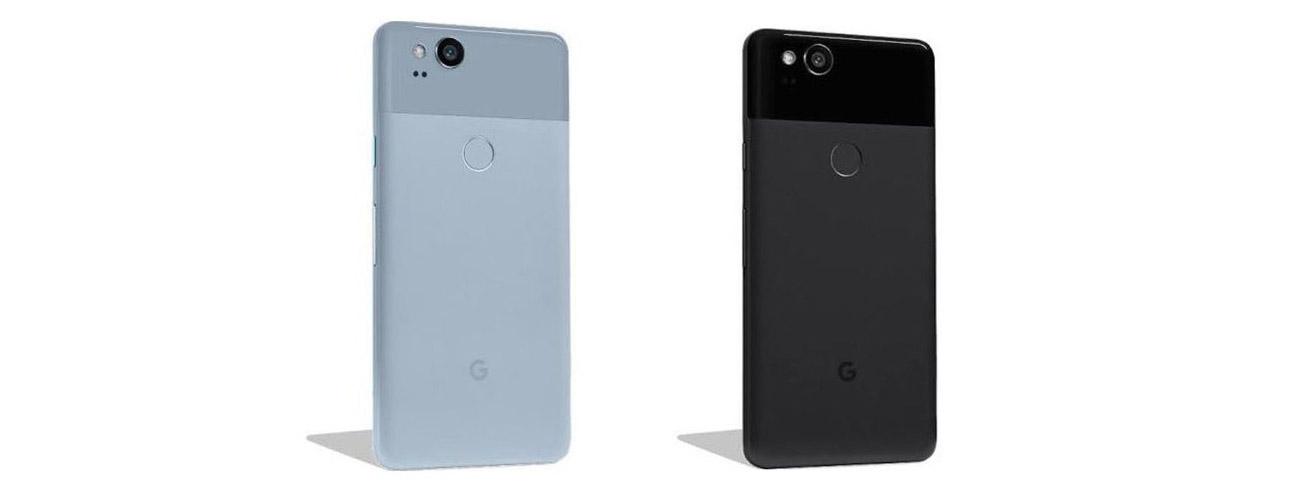Google Pixel 2 y Pixel 2 XL ya son realidad