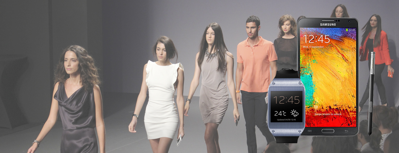 Samsung presenta Galaxy Gear y Note 3