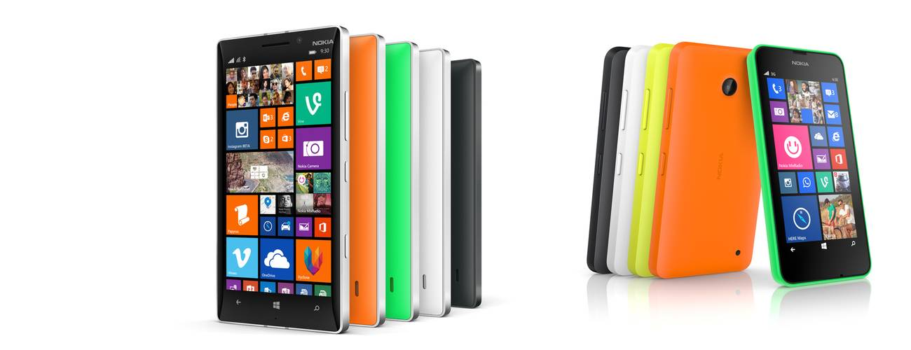 Nokia presenta tres Lumia con Windows Phone 8.1