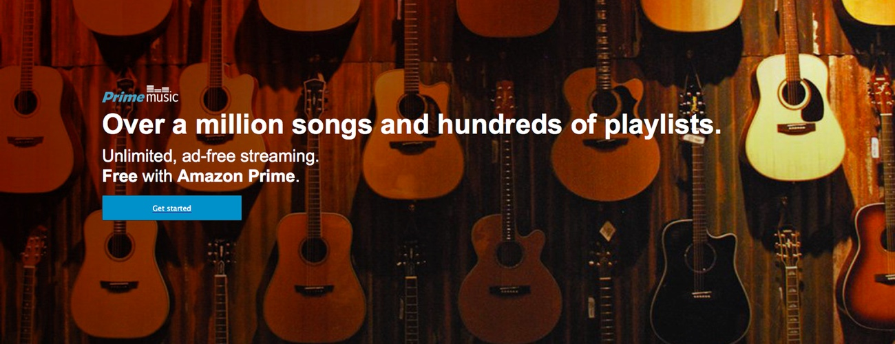 Amazon Prime Music, el nuevo competidor de Spotify
