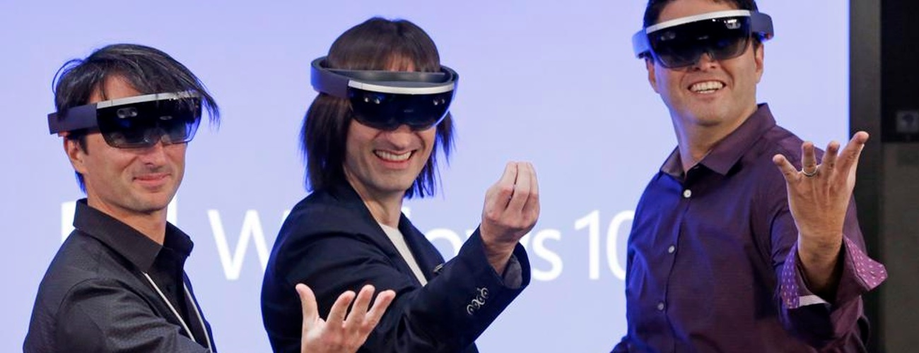Microsoft HoloLens y el fantasma de Kinect